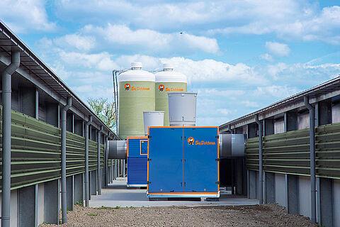 Earny 2 heat exchanger