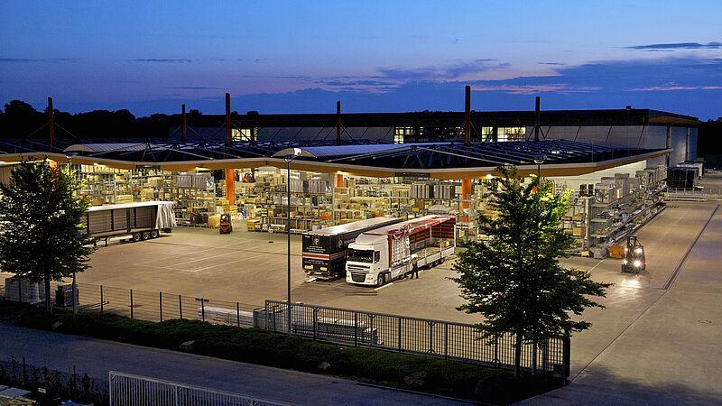 Pusat Logistik