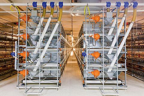 AviMax transit broiler cage